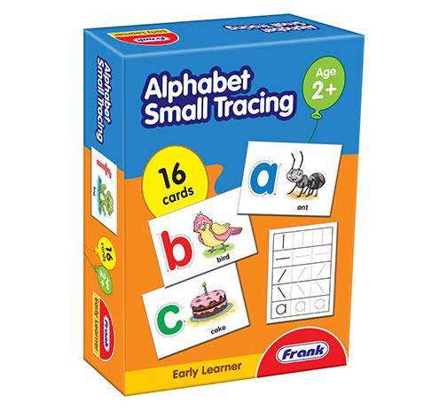 Alphabet Small Tracing