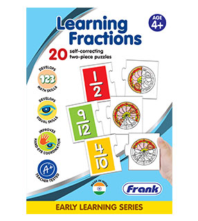 Learning Fractions